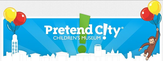 Pretend City curious george