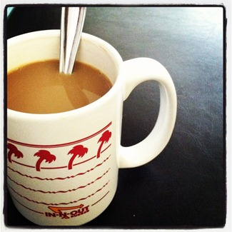 In-N-Out Coffee Mug
