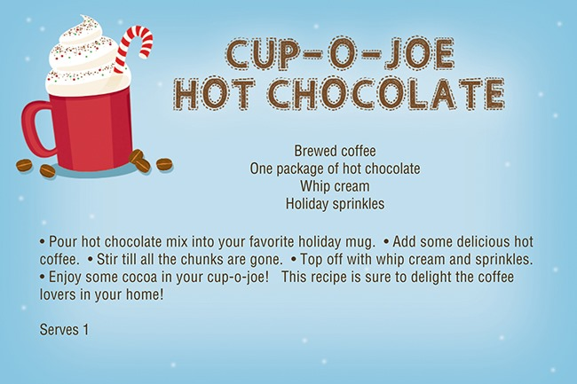 Big Top Brewing Mexican Hot Chocolate