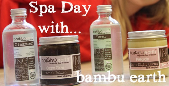 Bambuearth spa day
